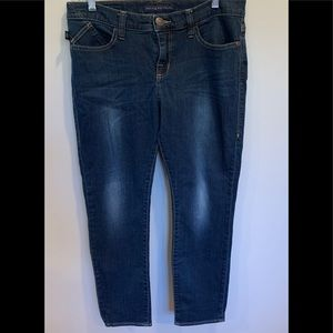 Rock & Republic Kashmiere Crop jeans / Size 12